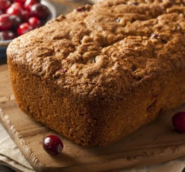 The Best Gluten Free Bread Recipes Cranberry Oatmeal Bread