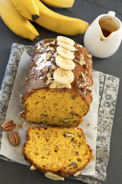The Best Gluten Free Bread Recipes Pumpkin Banana Bread