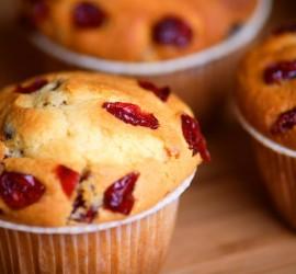 The Best Gluten Free Breakfast Recipes Cranberry Apple Gluten Free Muffins