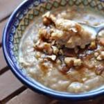 The Best Gluten Free Breakfast Recipes Creamy Vanilla Nut Oatmeal