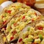 The Best Gluten Free Breakfast Recipes Taco Stuffed with Egg