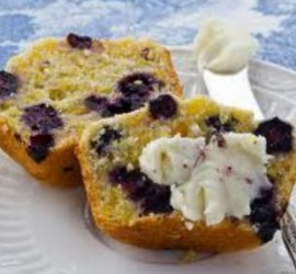 The Best Gluten Free Dessert Recipes Cornbread Blueberry Muffins