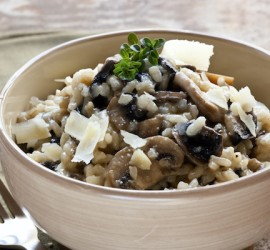 The Best Gluten Free Dinner Recipes Brown Mushroom Risotto