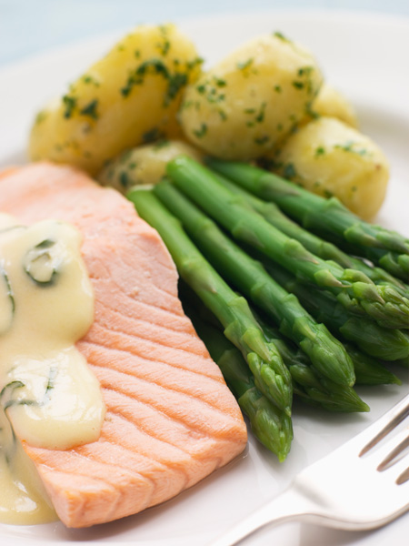 The Best Gluten Free Dinner Recipes Easy Oven Poached Salmon