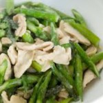 The Best Gluten Free Dinner Recipes Ginger Chicken and Asparagus Stir Fry