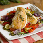 The Best Gluten Free Dinner Recipes Grilled Chicken Ratatouille