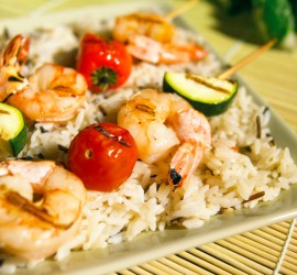 The Best Gluten Free Dinner Recipes Grilled Marinated Shrimp