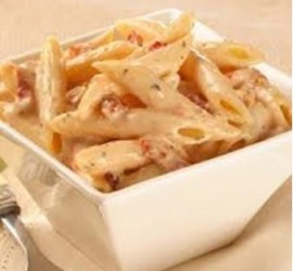The Best Gluten Free Dinner Recipes Penne with Sun Dried Tomato Pesto