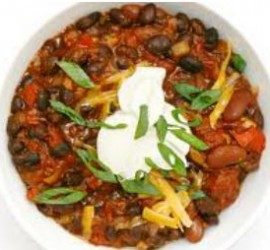 The Best Gluten Free Dinner Recipes Three Bean Chili
