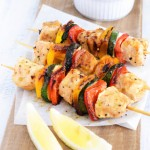 The Best Gluten Free Dinner Recipes Zesty Lemon Chicken Kebabs