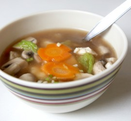 The Best Gluten Free Lunch Recipes Thai Chicken and Mushroom Soup