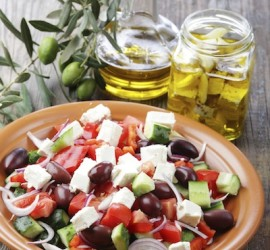 The Best Gluten Free Salad Recipes Traditional Greek Salad