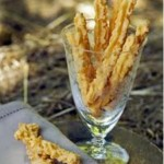 The Best Gluten Free Snack Recipes Herbed Cheese Straws